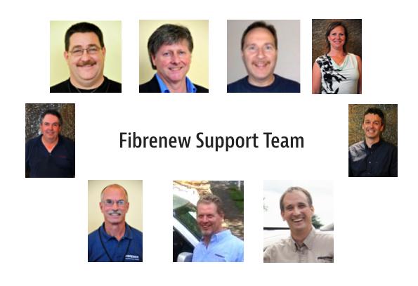 Fibrenew Franchise Support Team