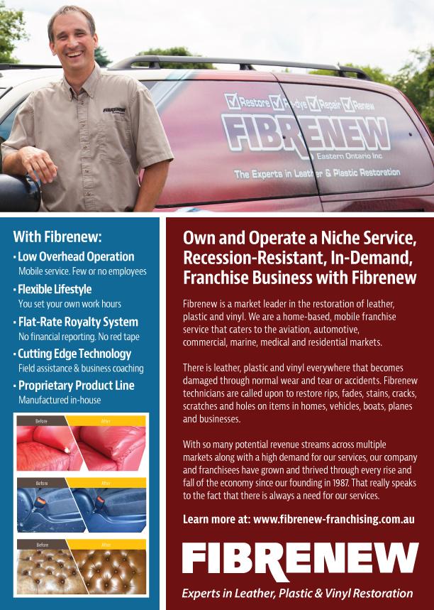 Fibrenew franchise Australia
