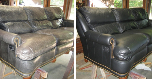 Leather Furniture Restoration Business