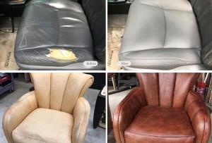 leather, plastic, vinyl repair franchise fibrenew